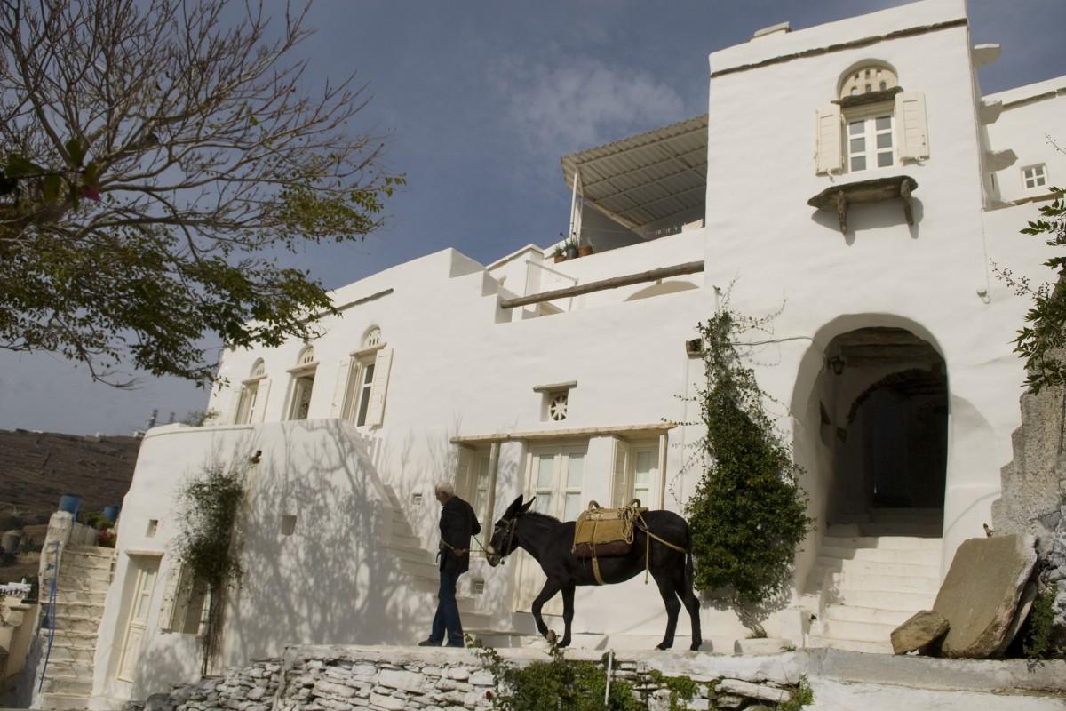 Ferienvilla auf Tinos – Erfahrungsbericht