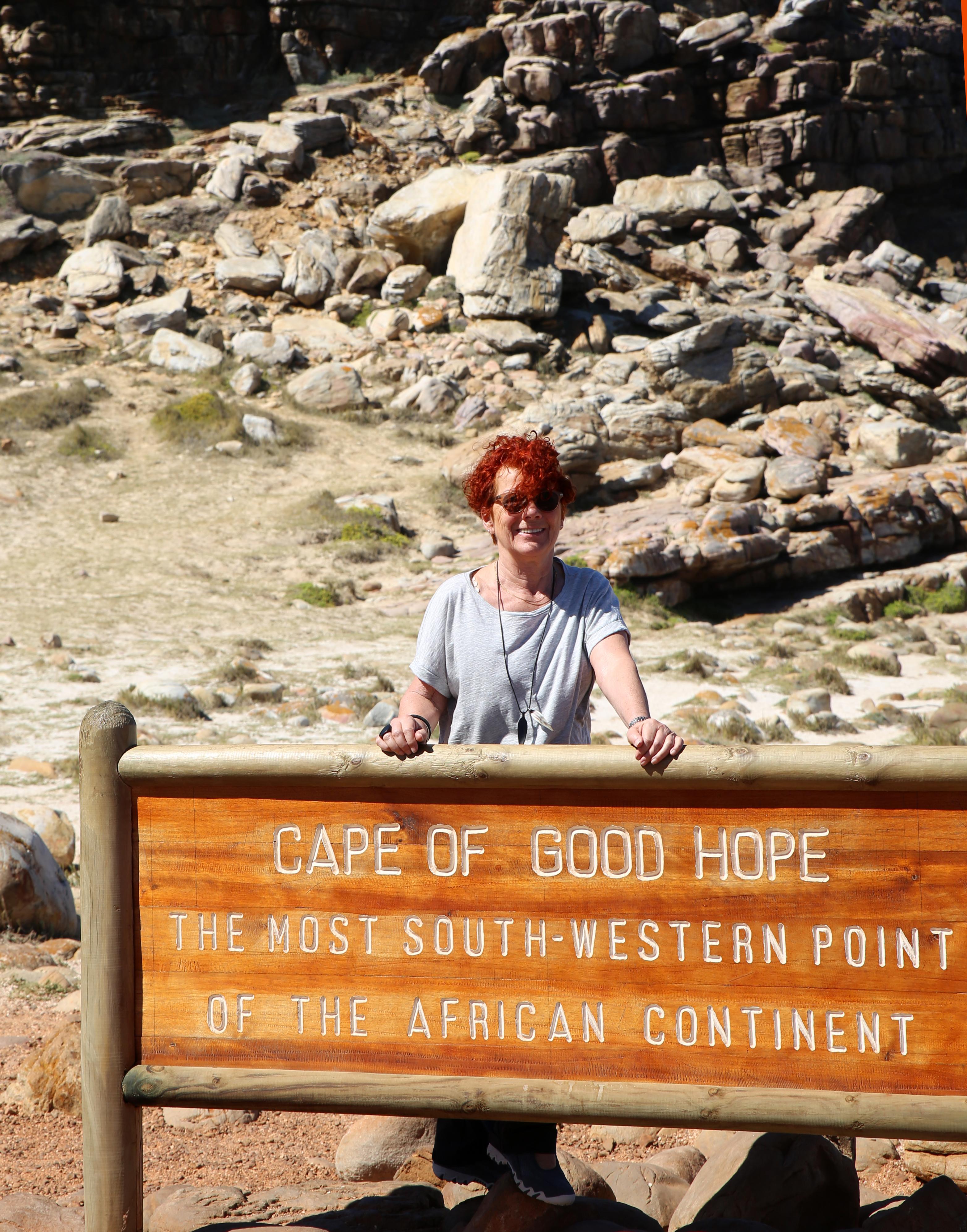 Meine Reise nach Südafrika