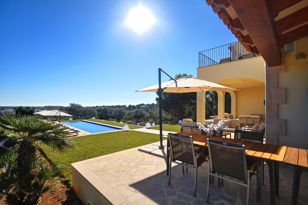 Luxusfinca mit Pool auf Mallorca