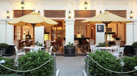 High Tea Erfahrung im Grand Hotel Nuwara Eliya
