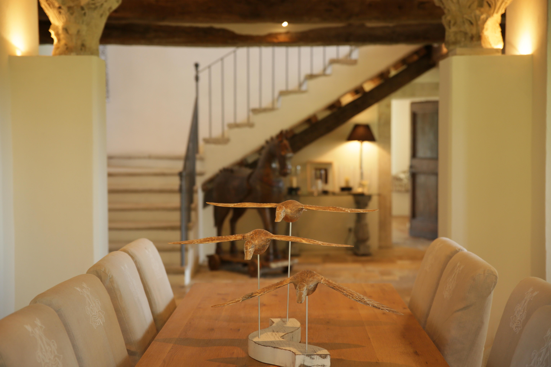 Einrichtungsideen für eine luxuriöse und komfortable Ferien-Villa