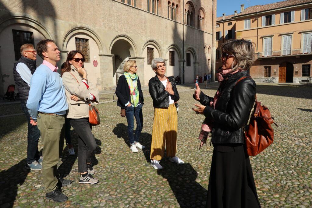 Stadtrundgang in Parma