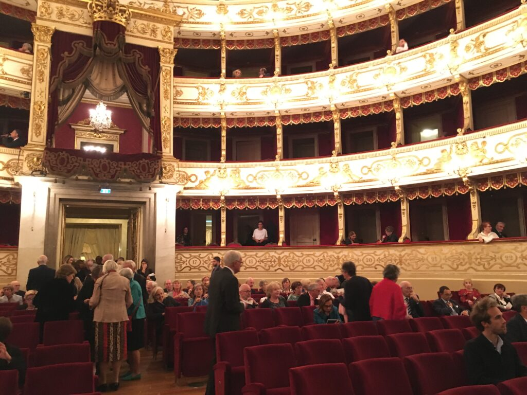 Teatro Regio in Parma