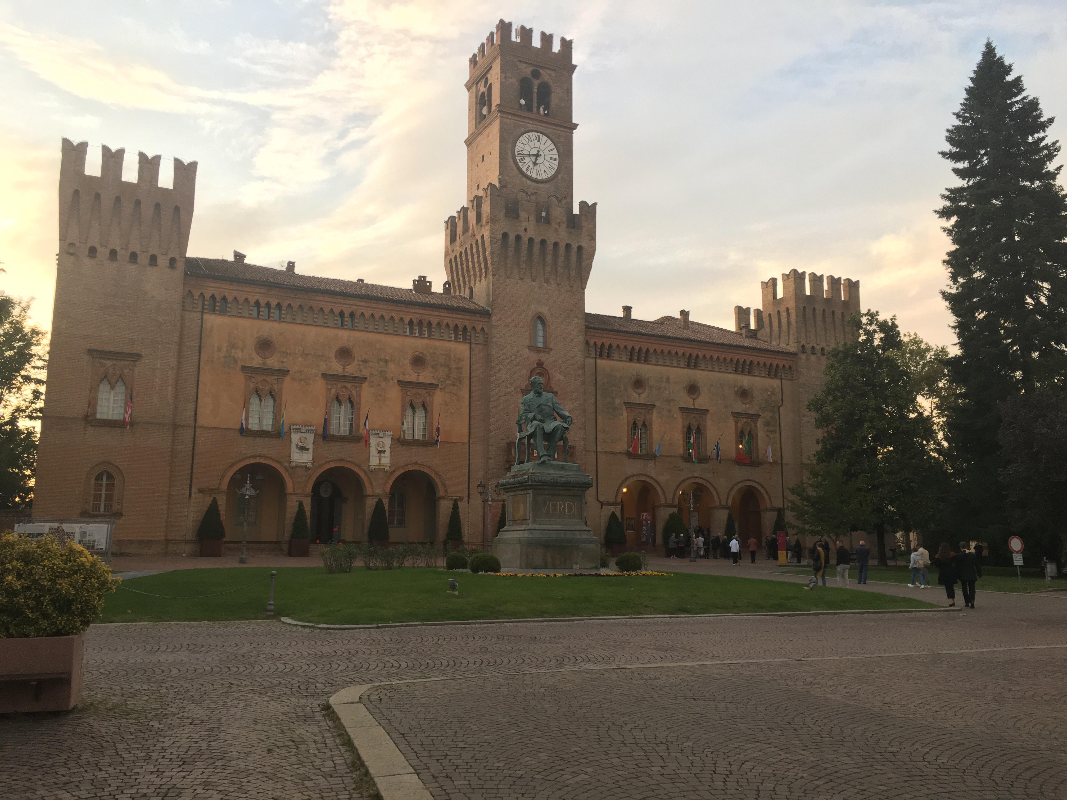 Verdi-Festival in Parma 2019