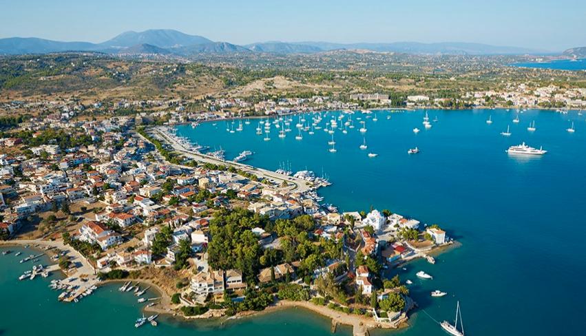 Urlaub in Porto Heli – die griechische Riviera