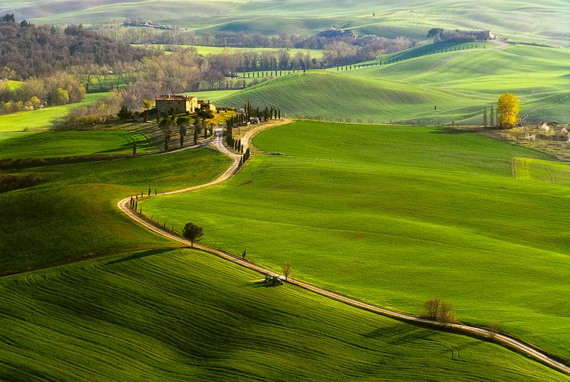 Ferienvilla Toskana