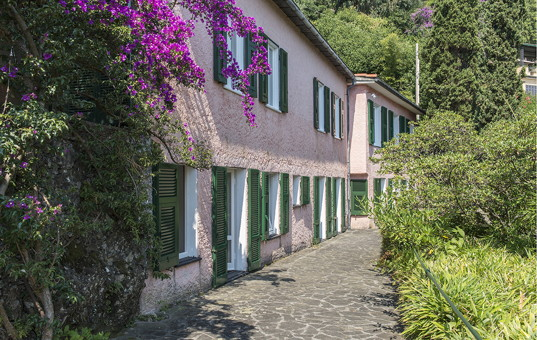 Italien - Ligurien  - Portofino - Villa Aurora -