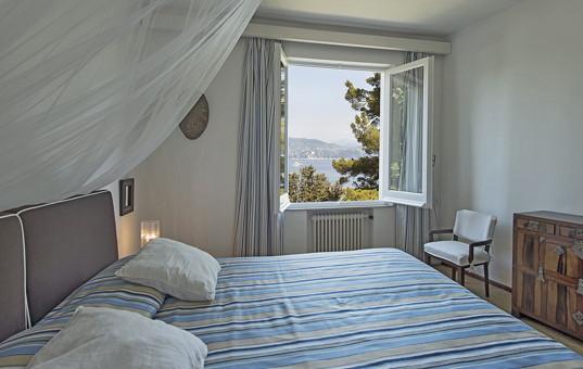 Italien - LIGURIA - Portofino - Villa Aurora -