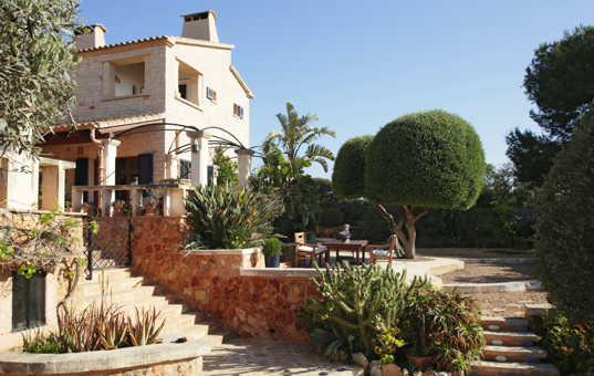 Spanien - Balearen  - Mallorca - Santanyi - Finca Santanyi -