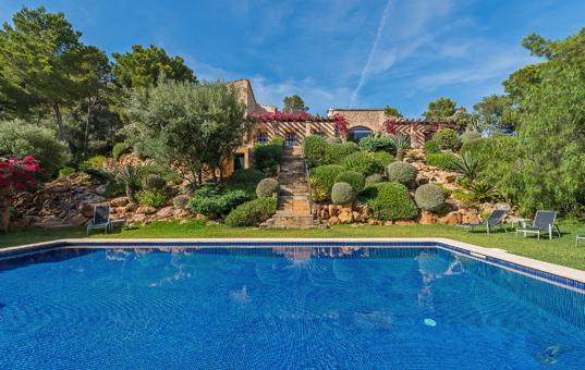 Spanien - Balearen  - Mallorca - Andratx - Finca Puig Bordoy -