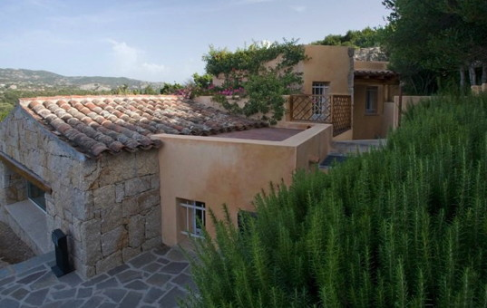 Italien - SARDINIA - Baja Sardinia - Villa Ibisco - Holiday rental villa with 3 bedrooms Baja Sardinia