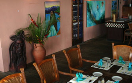 Karibik - St. George's - Grenada Dream Studio - Dining room