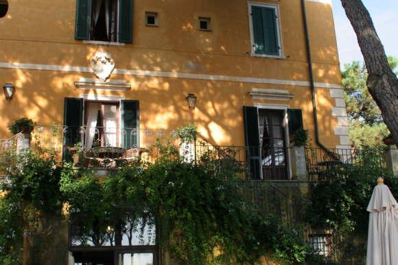Hotel Villa delle Ripalte