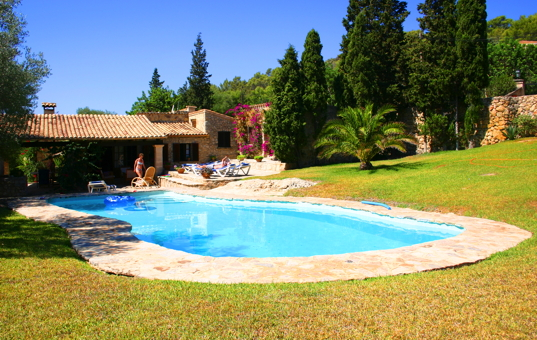Spanien - BALEARIC ISLANDS - MAJORCA - Pollenca - Finca Pollenca - Holiday finca with garden and pool