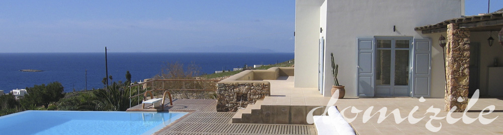 Domizile Reisen: Aegean Dream