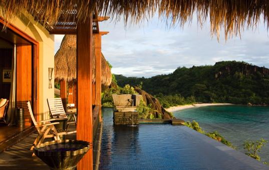 Indischer Ozean - SEYCHELLES - Mahé, Anse Boileau - MAIA Luxury Resort & Spa - luxury hotel Seychellen