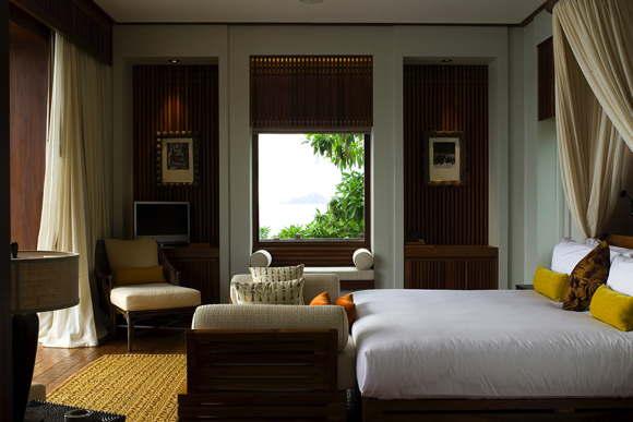 wellness hotel on Mahe