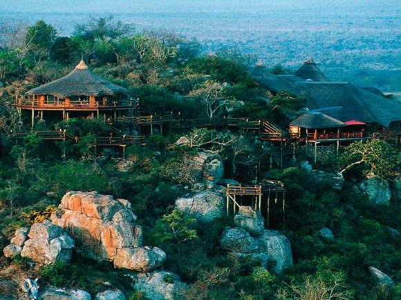 villa in game reserve luxury South Africa Mpumalanga Krueger National Park Sabi Sand Wildreservat Ulusaba Rock Lodge