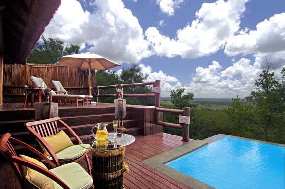 Ulusaba Rock Lodge luxury South Africa Mpumalanga Krueger National Park Sabi Sand Wildreservat Ulusaba Rock Lodge