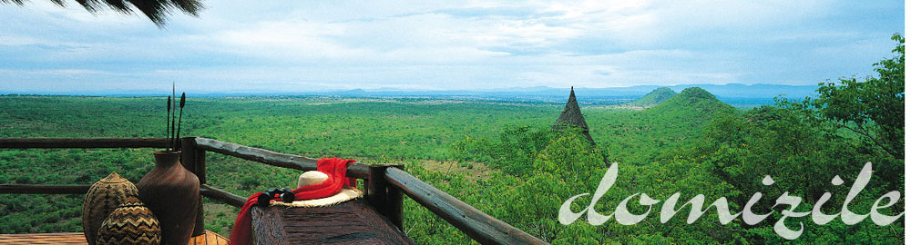 Domizile Reisen: Ulusaba Rock Lodge