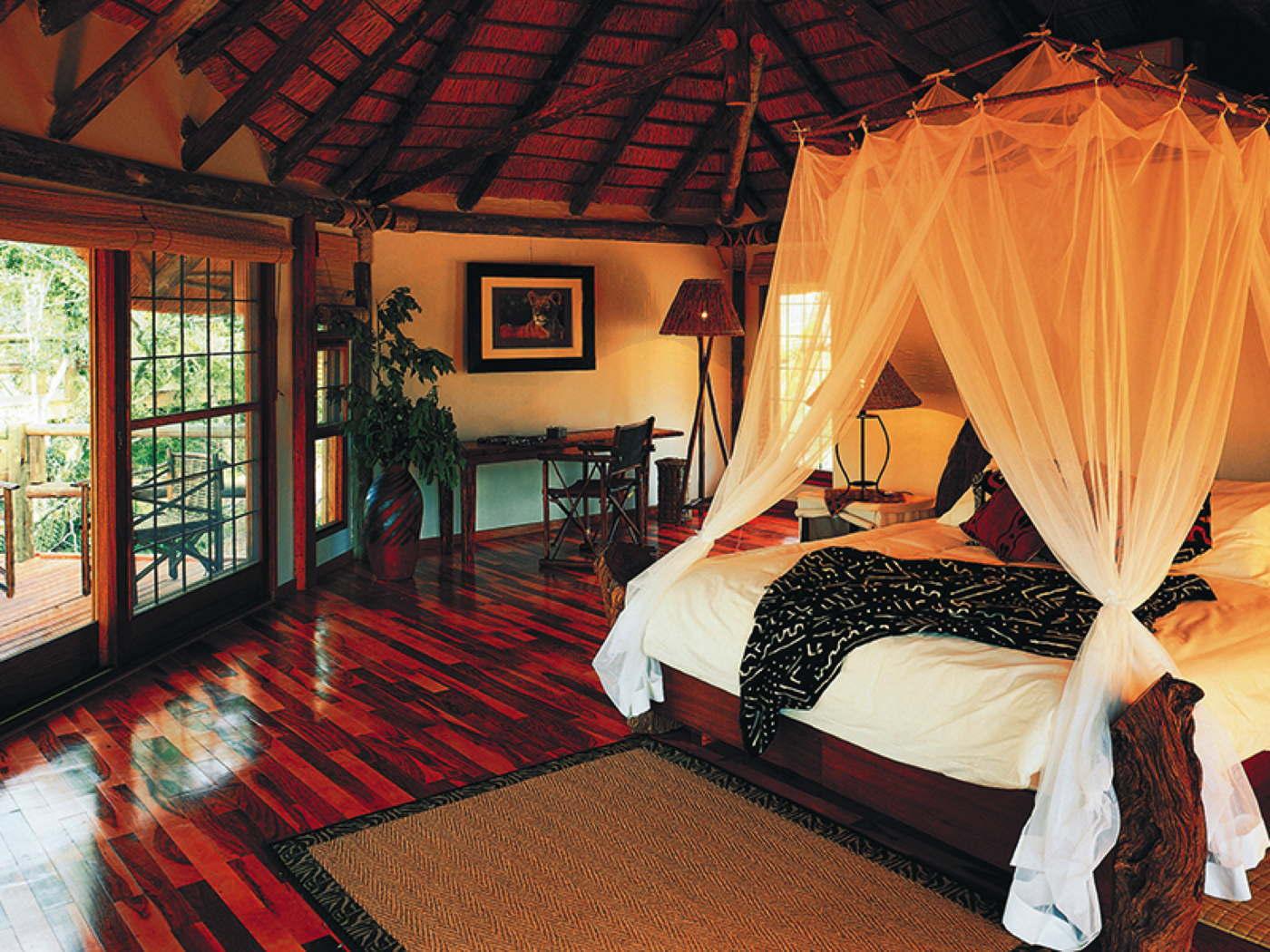 luxury lodge africa