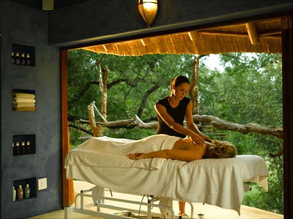 hotel in Africa luxury South Africa Mpumalanga Krueger National Park Sabi Sand Wildreservat Ulusaba Safari Lodge