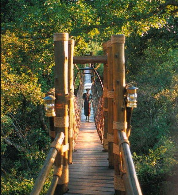 lodge in game reserve luxury South Africa Mpumalanga Krueger National Park Sabi Sand Wildreservat Ulusaba Safari Lodge