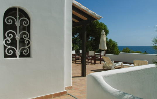 Spanien - BALEARIC ISLANDS - MAJORCA - Cala D Or - Casa Dragonera - Holiday villa with terrace and sea view