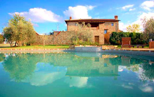 Italien - TUSCANY - San Casciano Val di Pesa - Casa Mercatale - idyllic country house in the vineyards of tuscany