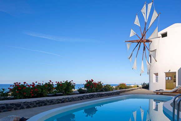Lilac Windmill