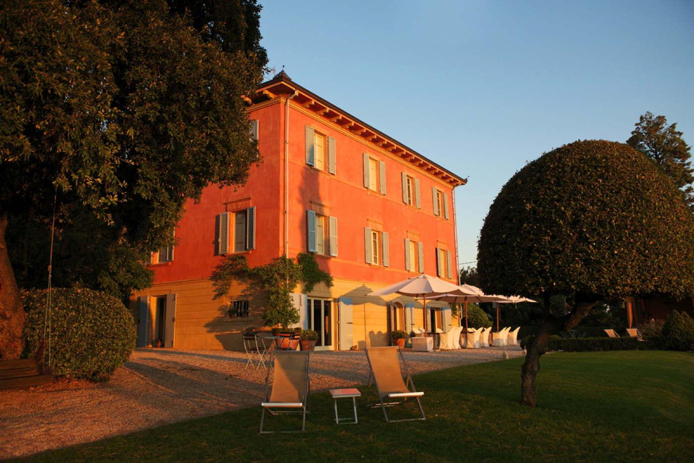 Luxusvilla in italien villa toskana mieten designhotel for Designhotel italien