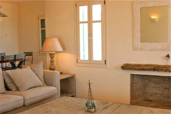 luxury villa with service