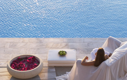 Griechenland - Kykladen  - Paros  - Parasporos Bay - Yria Hotel Resort -