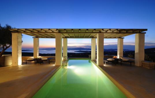 Griechenland - CYCLADES - PAROS - Ageria - Villa Armonia -