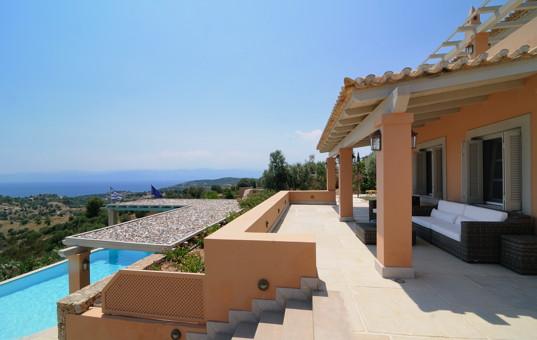 Griechenland - PELOPONNESE - Porto Heli - Villa Amalthia -