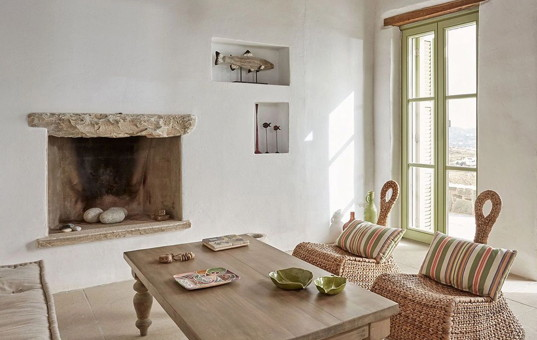 Griechenland - CYCLADES - SERIFOS - Livadi - Liomandra House 1 -