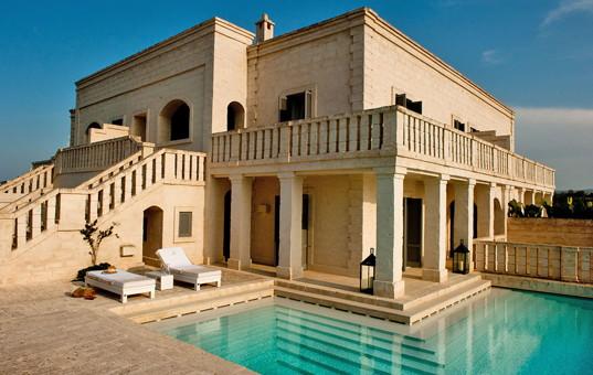 Italien - PUGLIA - Savelletri di Fasano - Villa Magnifica -