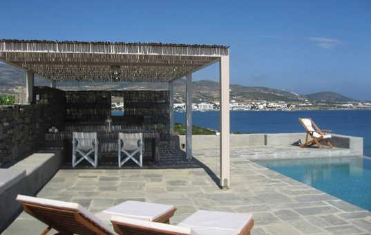 Griechenland - CYCLADES - PAROS - Aliki - Aliki Villa -