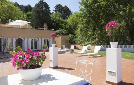 Italien - CAMPANIA - Sorrento - Villa di Sorrento - Holiday villa with heated pool