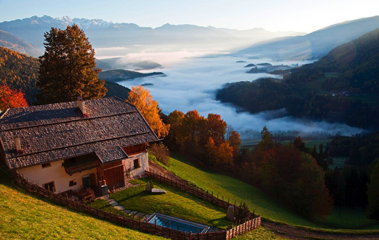Italien - SOUTH TYROL - Bruneck - San Lorenzo Mountain Lodge - san lorenzo mountain lodge south tyrol