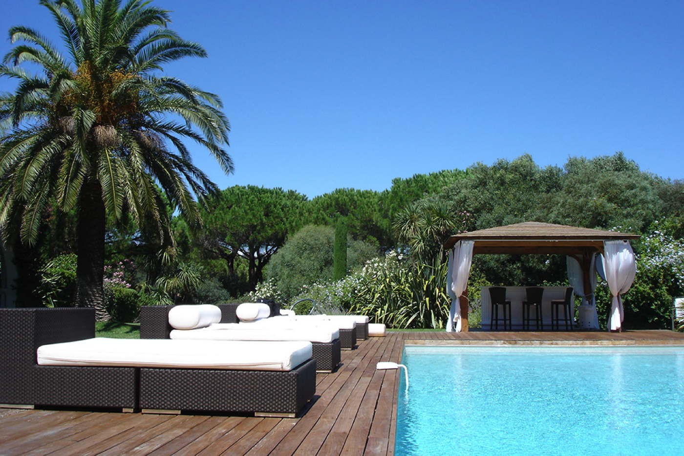 Luxury Holiday Rental Villa Seaview With Pool France Ramatuelle