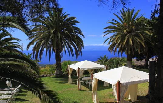 Spanien - CANARY ISLANDS - TENERIFE - Adeje / Tijoco Bajo - Hacienda El Campo -