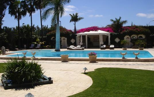 Spanien - CANARY ISLANDS - GRAN CANARIA - Maspalomas - Villa Muro Negro -
