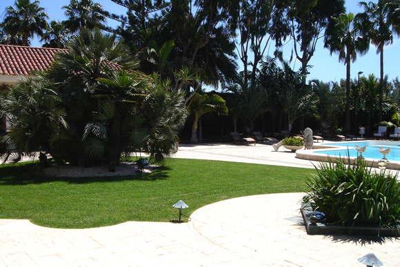 luxury poolvilla canaries rental luxury Spain Canary Islands Gran Canaria Maspalomas Villa Muro Negro