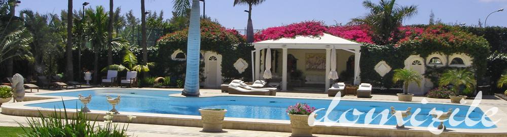 luxury villa-luxury holiday home-vacation villa-Canary Islands-Gran Canaria-Maspalomas