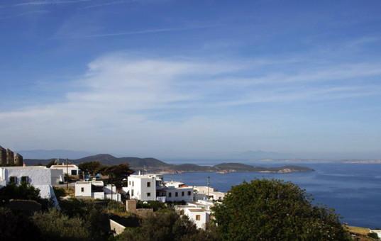 Griechenland - DODECANESE - PATMOS - Chora - Villa Helios -