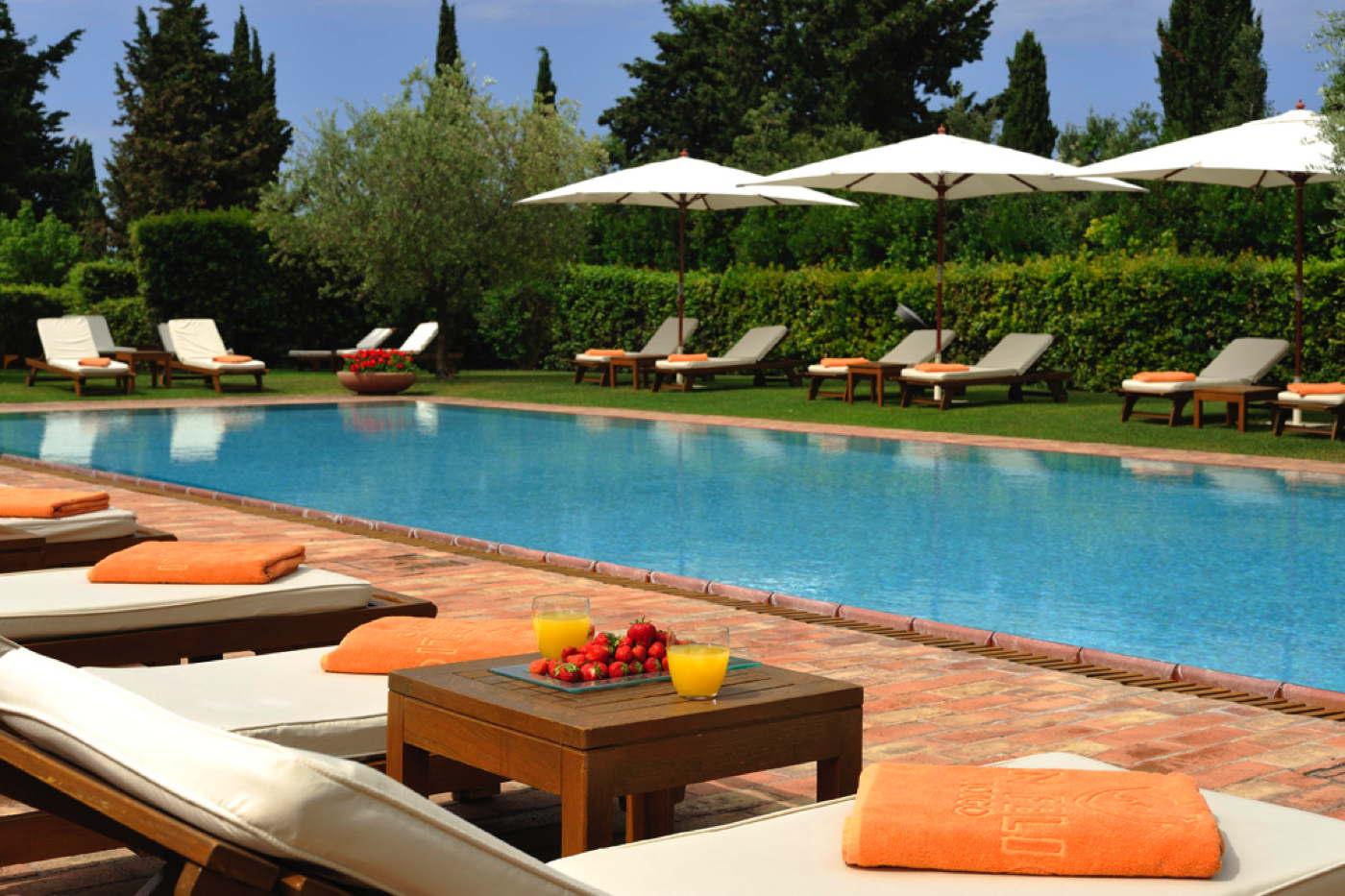 Hotel Borgo San Felice Siena