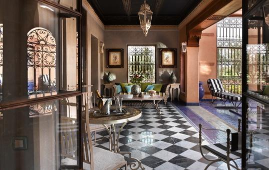 Afrika - MOROCCO - Palmeraie - Secret Garden Villas -