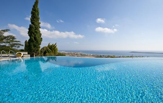 Griechenland - CYCLADES - PAROS - Drios - Villa Dryonisi -