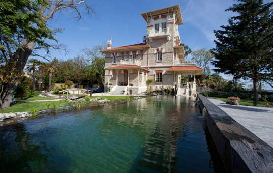 Frankreich - AQUITAINE - Lanton - Villa La Tosca -